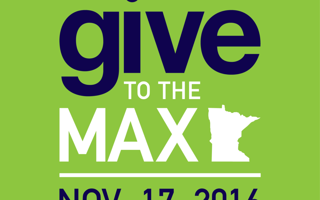 Give to the Max Day 2016